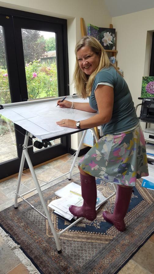 Thrive Chair of trustees and garden designer Faith Ramsay.jpg
